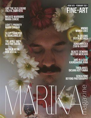 MARIKA MAGAZINE PORTRAIT (ISSUE 625 - February)