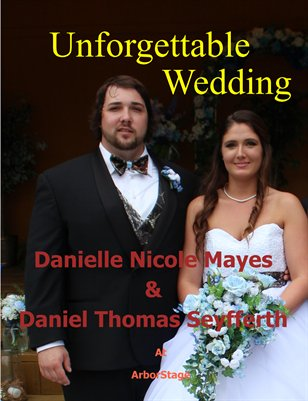 Mayes & Seyfferth Wedding Magazine