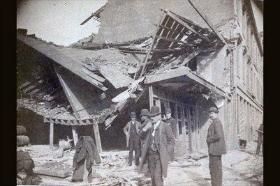 No.5 1890 Tornado hits Louisville, Kentucky