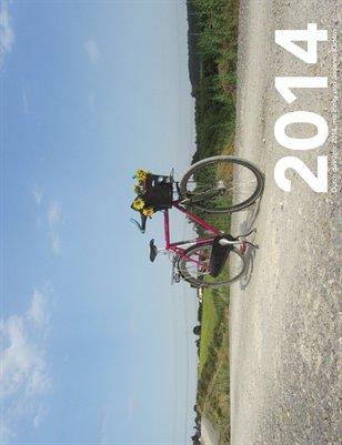 2014 mit Pinky und anderen Rädern