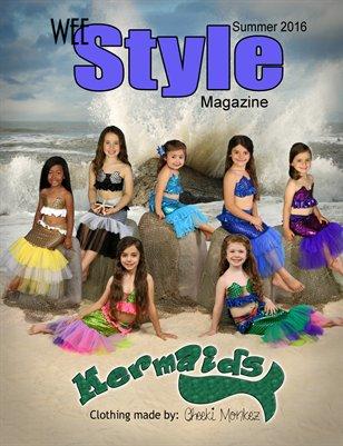 Wee Style Magazine Summer 2016