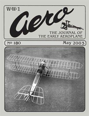 WW1 Aero #180 - May 2003