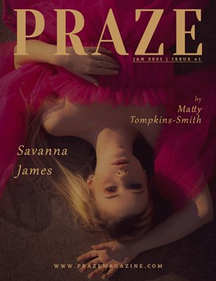 PRAZE Magazine | Jan 2021 - Issue #1