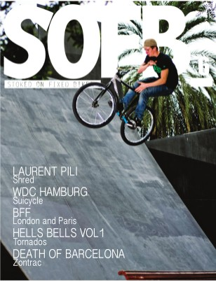 Stoked On Fixed Bikes Issue 6