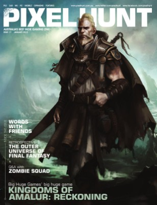 Pixel Hunt / ISSUE 17 / JAN 2012