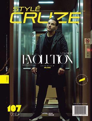 APRIL 2021 Issue (Vol: 107)   STYLÉCRUZE Magazine