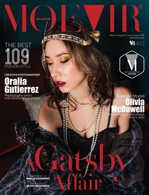 #22 Vol4 Moevir Magazine December Issue 2019