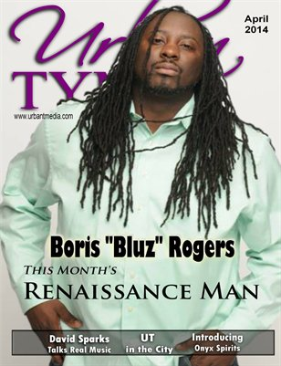 April 2014...Renaissance Man Issue