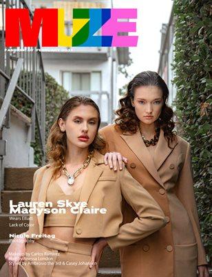 Lauren Skye & Madyson Claire