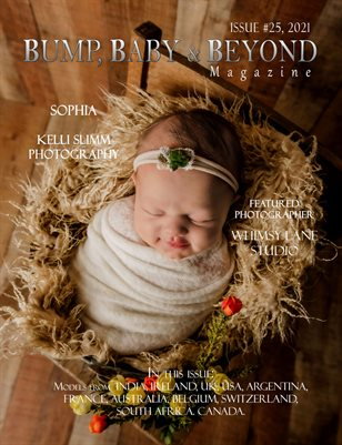 Bump, Baby & Beyond Magazine, Issue 25