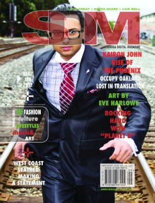 Swagga Digital Magazine 2nd Year Anniversary Issue Winter Dec/Jan 2012