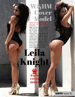 leila knight feet