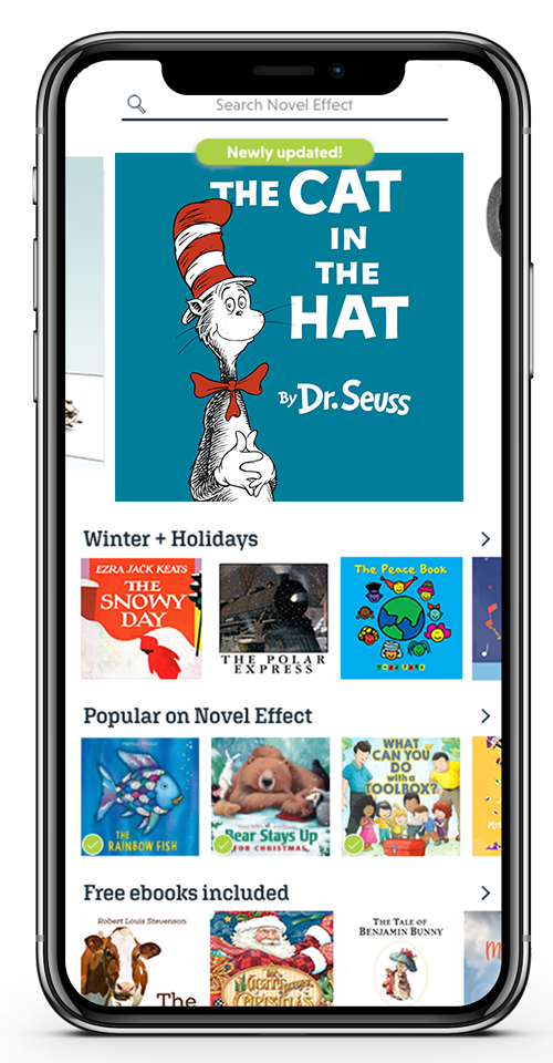 Story Time & Sound Effects App For Childrens Books | Novel Effect