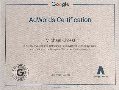 "SEO Experts ""MRC SEO Consulting"" Owner Michael Crest Received ..."