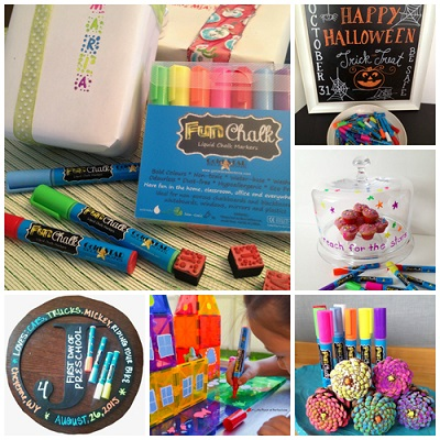 Meri cherry showcases do it yourself art gift baskets for the the blogger knows that her children and their friends love arts and crafts so she solutioingenieria