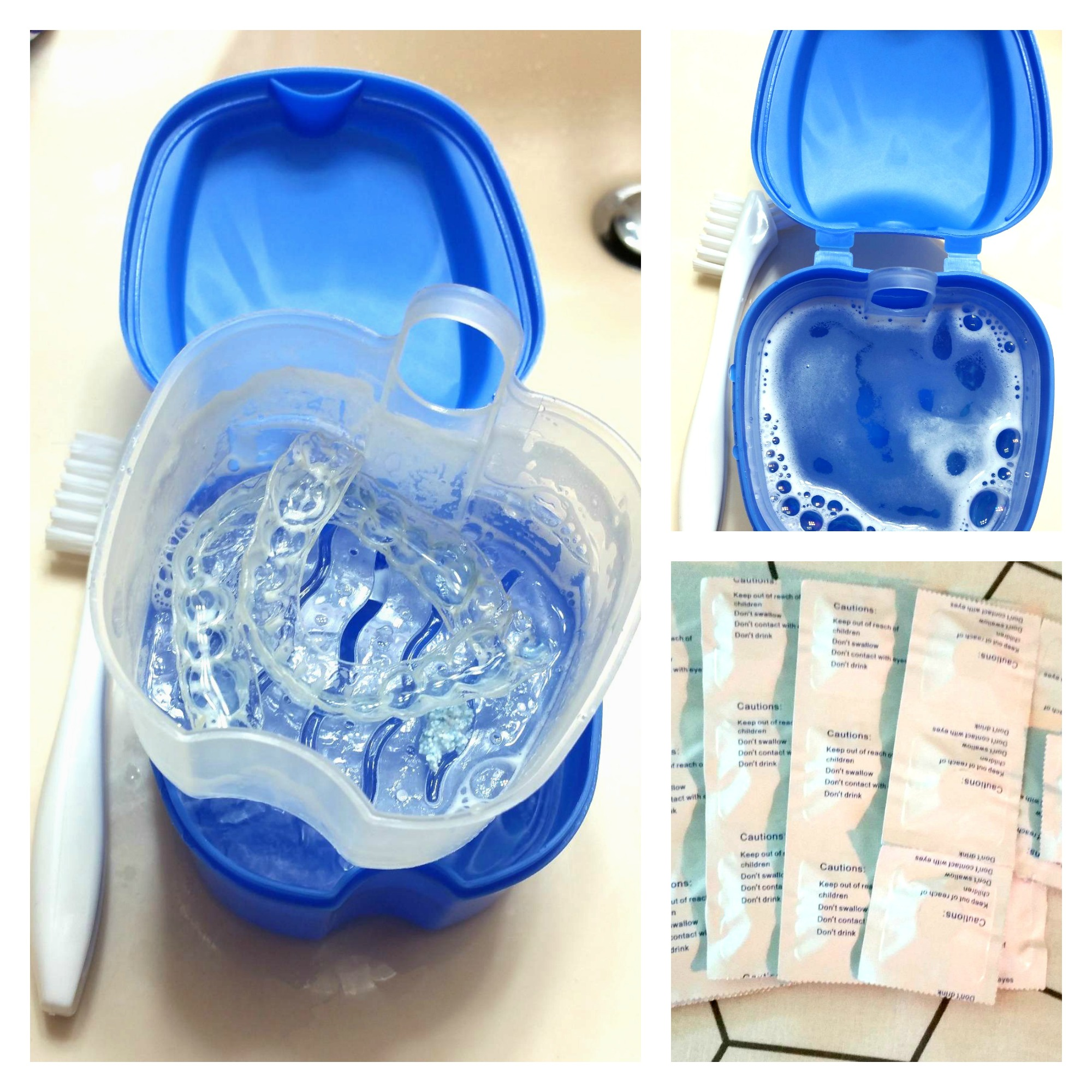 Retainer Cleaner Kit