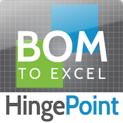 HingePoint BOM to Excel Revit Plugin