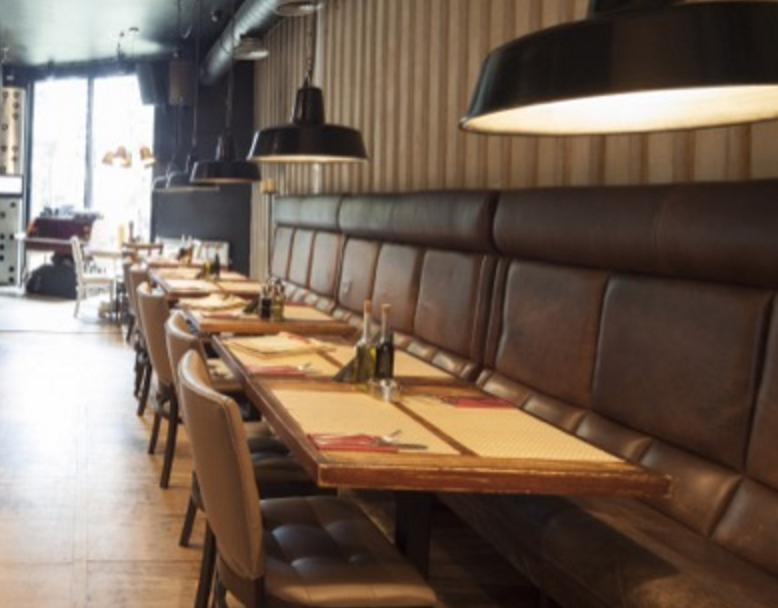 Restaurant Furniture Line Revamp Shows Trends Toward Wood And Metal