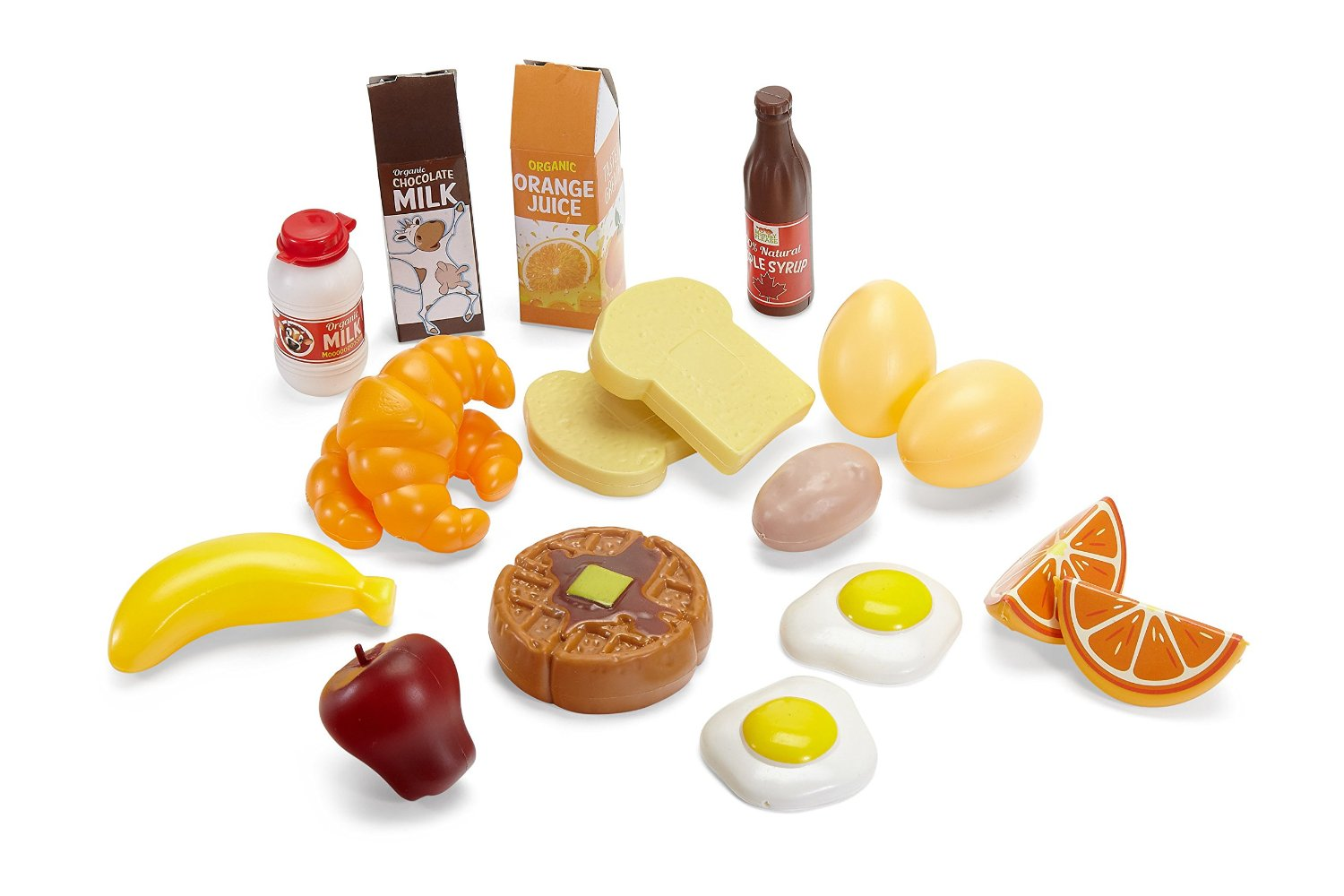 Play Food Toys : Her pow releases educational play food toys on amazon