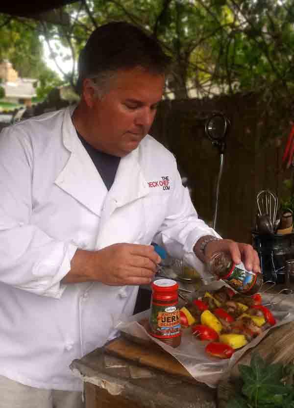 Food Network Contest Winner Shares Unique Jerk Chicken Recipe