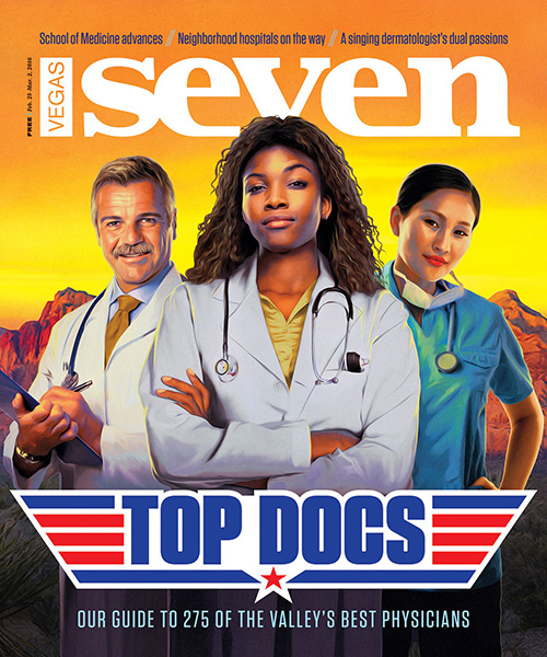 Four Nevada Cardiology Associates Named Top Doctors For 2016