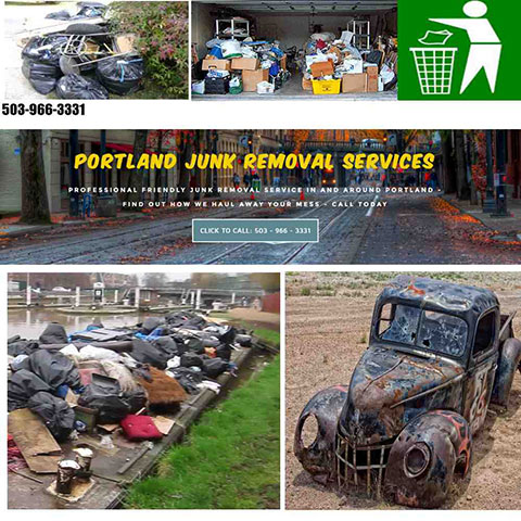 Portland Junk Removal Pros Launches New Business