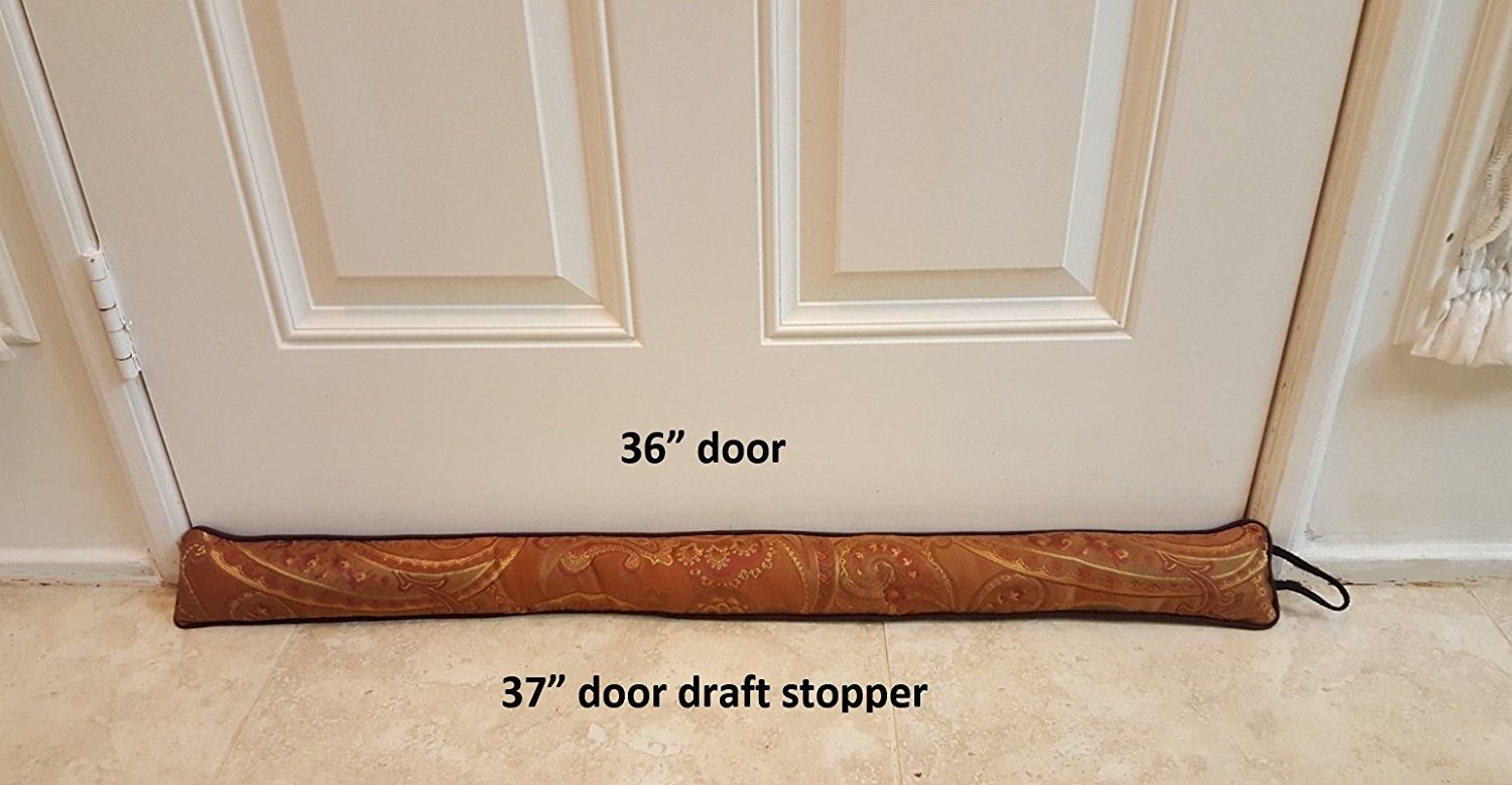 Door draft stopper - Door Draft Stopper 27
