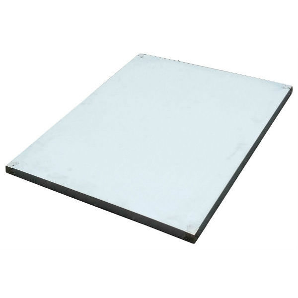galvanized table tops