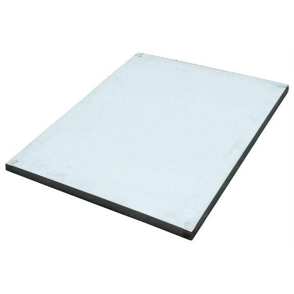galvanized table tops