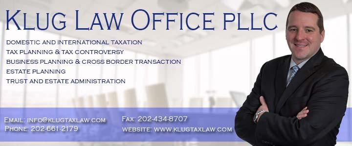 tax attorney washington dc