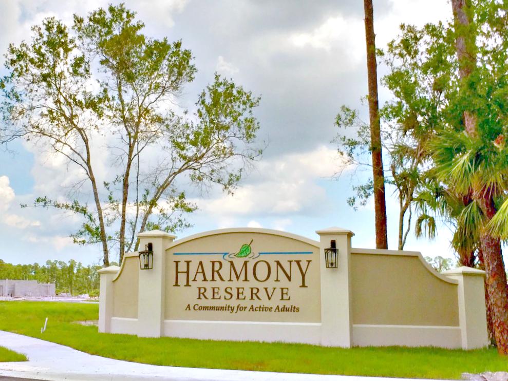 Harmony Reserve Vero Beach FL Homes For Sale