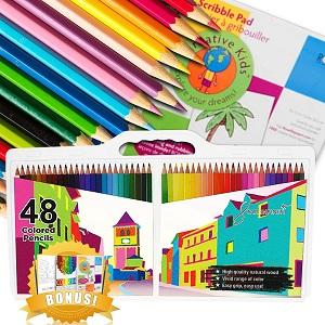 coloring pencil set