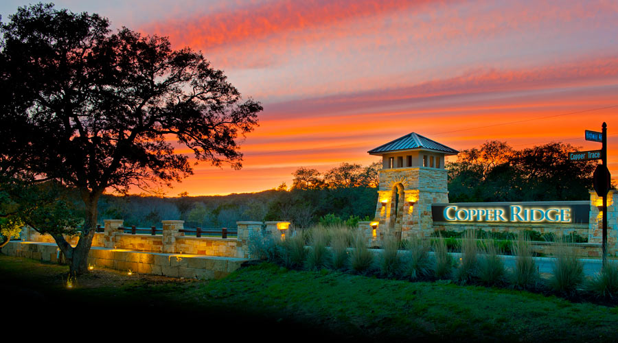 Copper Ridge Offers Property In Texas Hill Country For