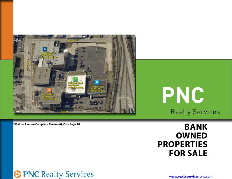 PNC Bank Owned Properties For Sale | edocr
