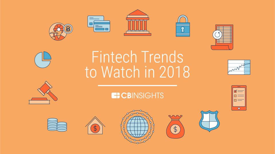 Fintech Trends 2018