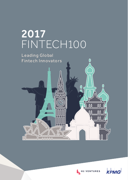2017 #FINTECH 100 Leading Global Fintech Innovators