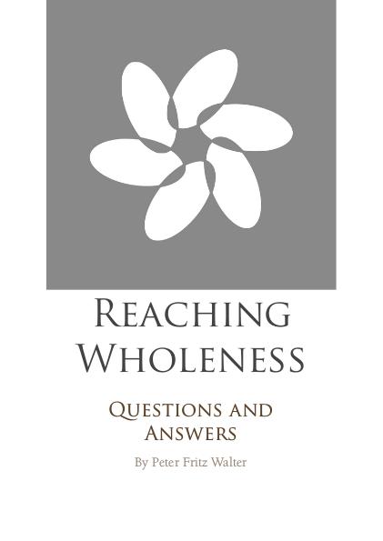 Reaching Wholeness FAQ