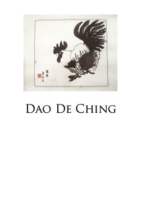 Dao De Ching
