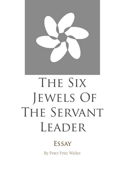 The Six Jewels of the Servant-Leader