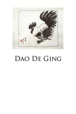 Dao De Ging