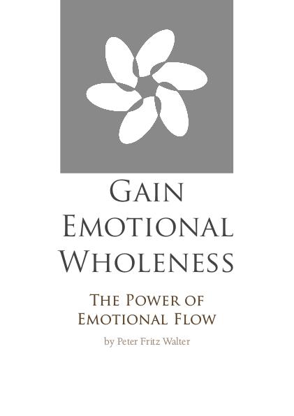 Gain Emotional Wholeness