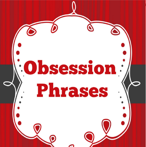 Obsession Phrases PDF by Kelsey Diamond | edocr