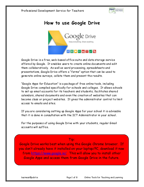 How to use Google Drive PDF | edocr
