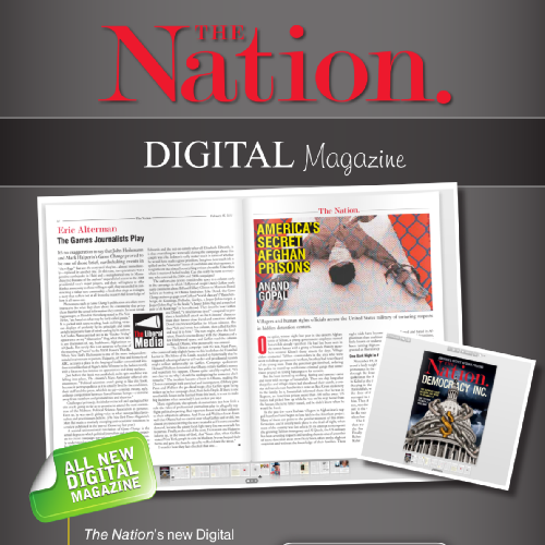 The Nation's 150th Anniversary Special Issue