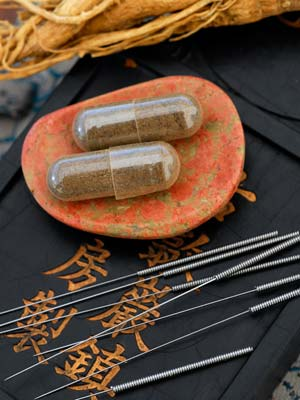 Chinese Herbs in Petaluma, CA at Ona Goodrich Acupuncture.
