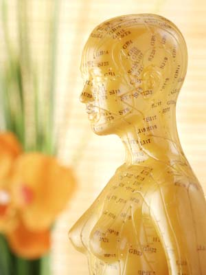 Self-Help Acupressure Talk