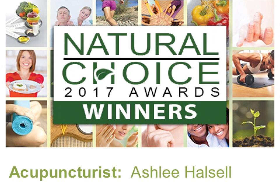 Ashlee Halsell, Acpuncture with Ashlee, winner