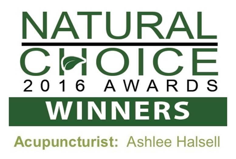 Ashlee Halsell, Acpuncture winner