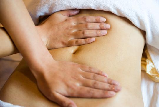 Maya Abdominal Massage -