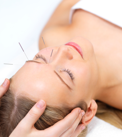 Essential Facial Acupuncture -